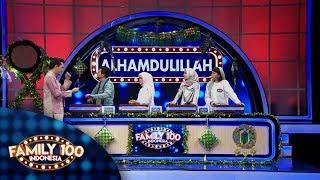 Apakah bisa tim Alhamdulillah bisa menyapu bersih? - PART 3 - Family 100 Indonesia