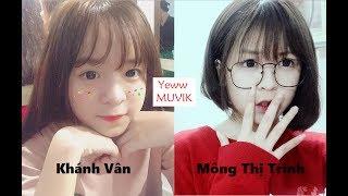 | Thách đấu #7 | Khánh Vân vs Kiều Trinh || Yeww MUVIK