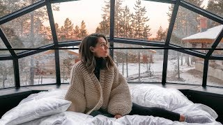 WHAT I DID AND WORE IN LAPLAND | Lydia Elise Millen