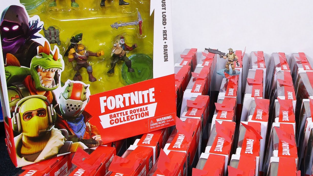 "FORTNITE BATTLE ROYALE COLLECTION RABBIT RAIDER 2/"" Figure Epic Games Moose 2019"