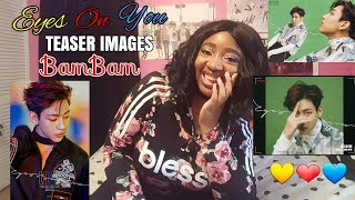 Baixar GOT7 - Eyes On You BamBam Teaser Images Reaction