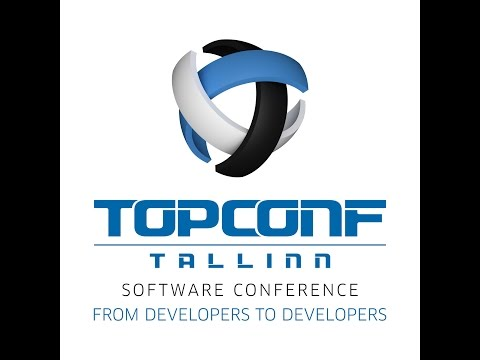 How digital products are changing the IT operating model @ Topconf Tallinn 2016