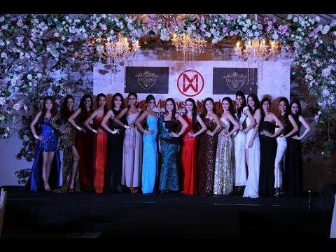 Miss World Malaysia 2013 Semi-Final (Metro Fashion)