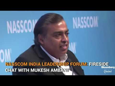 Mukesh Ambani On 'Data Is The New Oil': Nasscom