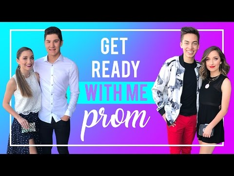 """get-ready-with-me""-prom-2017-