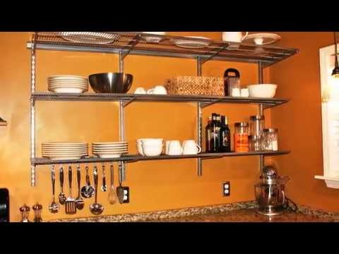 Estante de cocina youtube - Estanterias para cocina ...