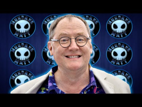 "John Lasseter going on sabbatical because of ""unwanted hugs""?"