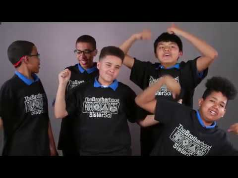 The Brotherhood-Sister Sol | Support and Services for the Youth