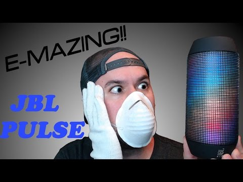 Best Bluetooth Speaker? | JBL Pulse Wireless Speaker Review!!