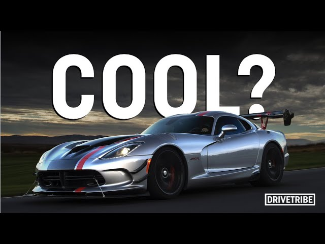 What makes American cars so cool?