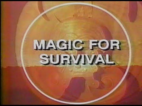 Magic For Survival - Primitive Rites and Rituals - Rare TV