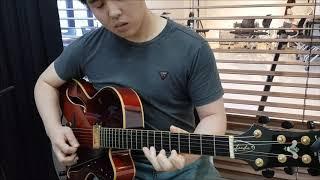 [기타입시곡/재즈기타] Gi Dong Kim (김기동)…