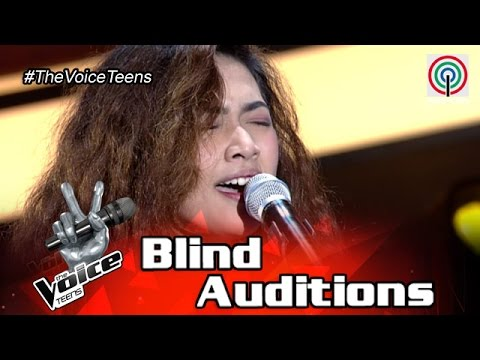 The Voice Teens Philippines Blind Audition: Reign Ng - What's Up