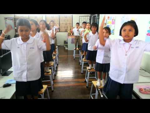 เพลง เด็กๆ โรงเรียนบ้านเนินดินแดงฯ จันทบุรี