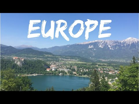 GoPro Travelling - Italy, Slovenia & Croatia Montage