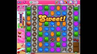 Candy Crush Saga Level 454 NO BOOSTERS