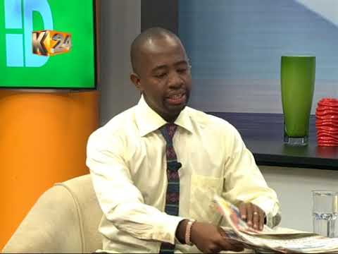 K24 Alfajiri : Newspaper review with People Daily editor Bos