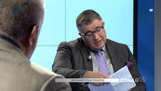 ZONA B - Adri Nurellari - 03.10.2018 - Klan Kosova
