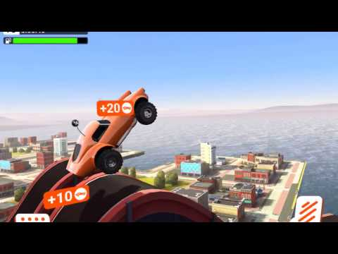MXX HILL CLIMB RACING Android / iOS Gameplay Video | The Monster / The Classic
