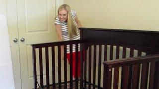 Baby Crib Surprise! | Time Lapse