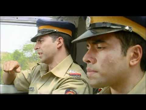 Khakee - Drama Scene - Amitabh Bachchan - Aishwarya Rai - Shekhar Smells Something Fishy