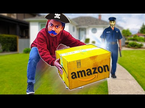 How To Fool A Package Pirate..