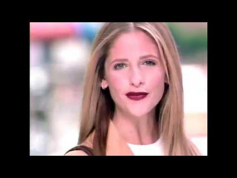 Sarah Michelle Gellar Advert Commercial Compilation