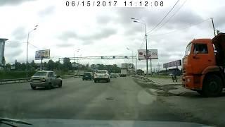 В Воронеже сбили женщину