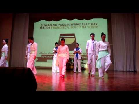 Pananagutan by Bugoy Drillon - Doxology in Siena College, Quezon City