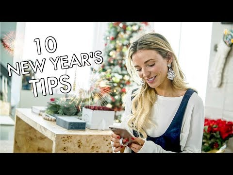 10 New Year's Resolution Tips