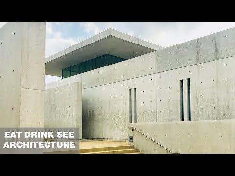 Tadao Ando's Pulitzer Arts Foundation