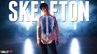 Tails &amp Inverness - SKELETON ft Nevve - Dance Choreography by Erica Klein ft Sean Lew