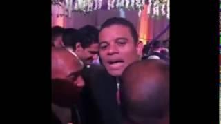بالفيديو.. سعد سمير وأجاي يرقصان في فرح مؤمن زكريا