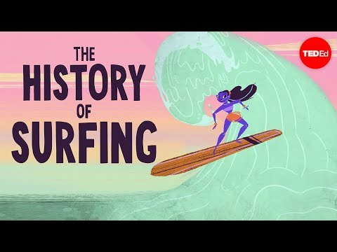 Video image: The complicated history of surfing - Scott Laderman