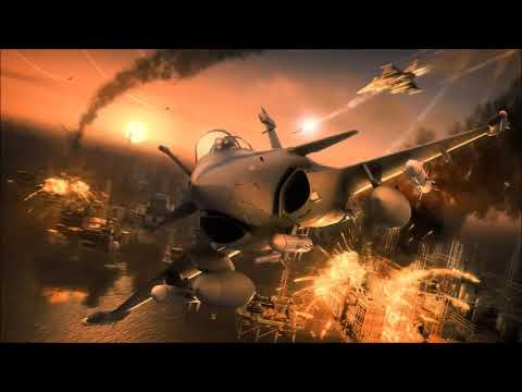 Tom Clancy's HAWX 2 ost: turn and burn (battle) extended. mp3