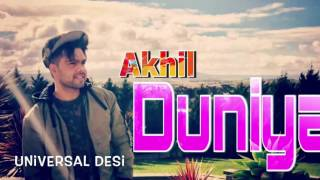 Duniya Akhil(New Full Song) Jaani B Praak Latest Punjabi Songs 2017(720p)