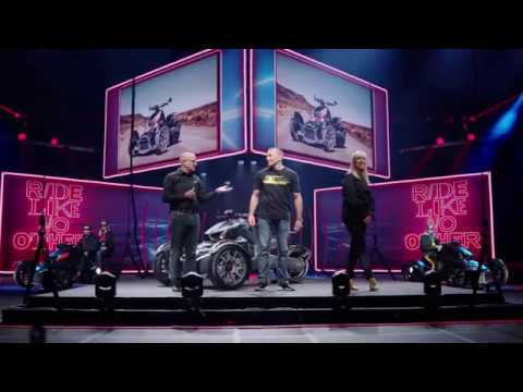 BRP CLUB 2019 | Sea-Doo, Can-Am Off-Road and On-Road