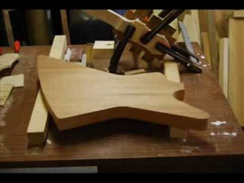 how to build an electric hawian guitar