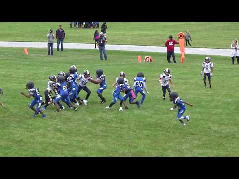 2019 HARVEY COLTS JPW GAME 2 VS NAPERVILLE CHARGERS SECOND HALF