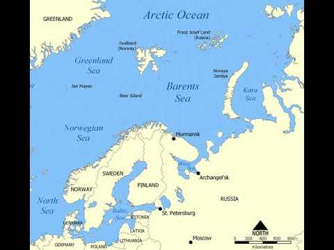 Arctic Ocean operations of World War II | Wikipedia audio article
