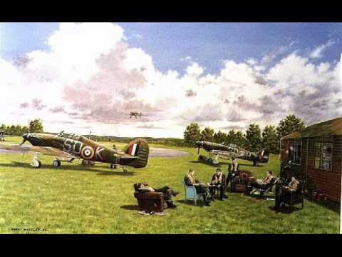 Battle Of Britain March [High Quality]