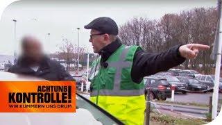 Heul doch! Taxikontrolleure beleidigt! | Achtung Kontrolle | kabel eins
