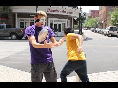 Pie in the Face Prank!!!!!!