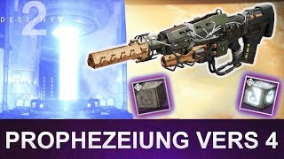 Destiny 2: Prophezeiung Vers 4 / Machina Dei 4 (Deutsch/German)
