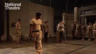 Othello:  Iago and Othello