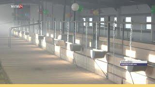 Современный животноводческий комплекс построили в Хангаласском районе Якутии
