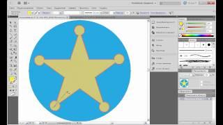 Уроки Adobe Illustrator CS5 для начинающих №10 | Leonking