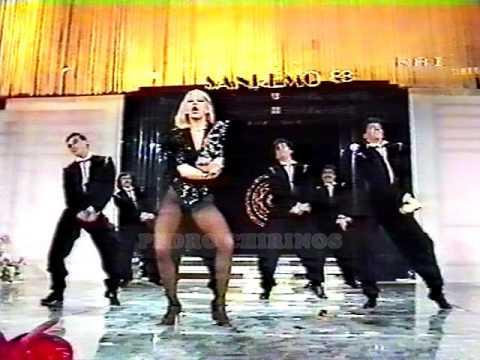 Raffaella Carrà - Ahi - Festival di San Remo (1983)