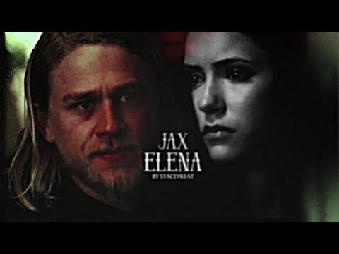 jax;elena ✠ сome take a shot at me.