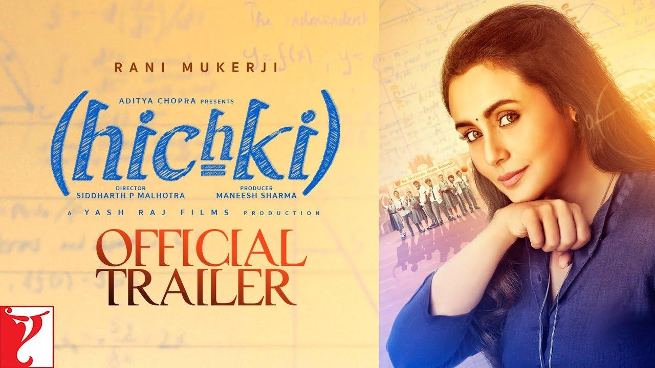 Download Hichki | Official Trailer | Rani Mukerji